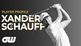 Xander Schauffele From Rookie to Champion! | Player Profile | Golfing World