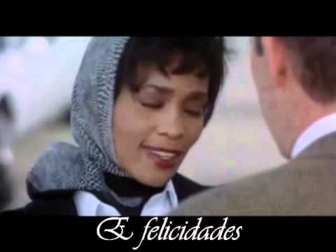 Whitney Houston - I Will Always Love You - (legendado e traduzido) tema do filme