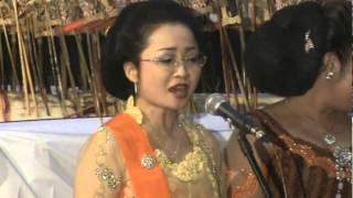 """ひろみ狩野 - Hiromi Kano Sinden jepang menyanyikan lagu """" caping Gunung """""""
