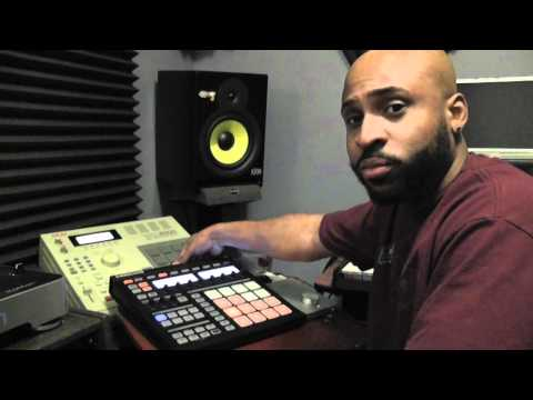 Mpc 2000 vs Maschine