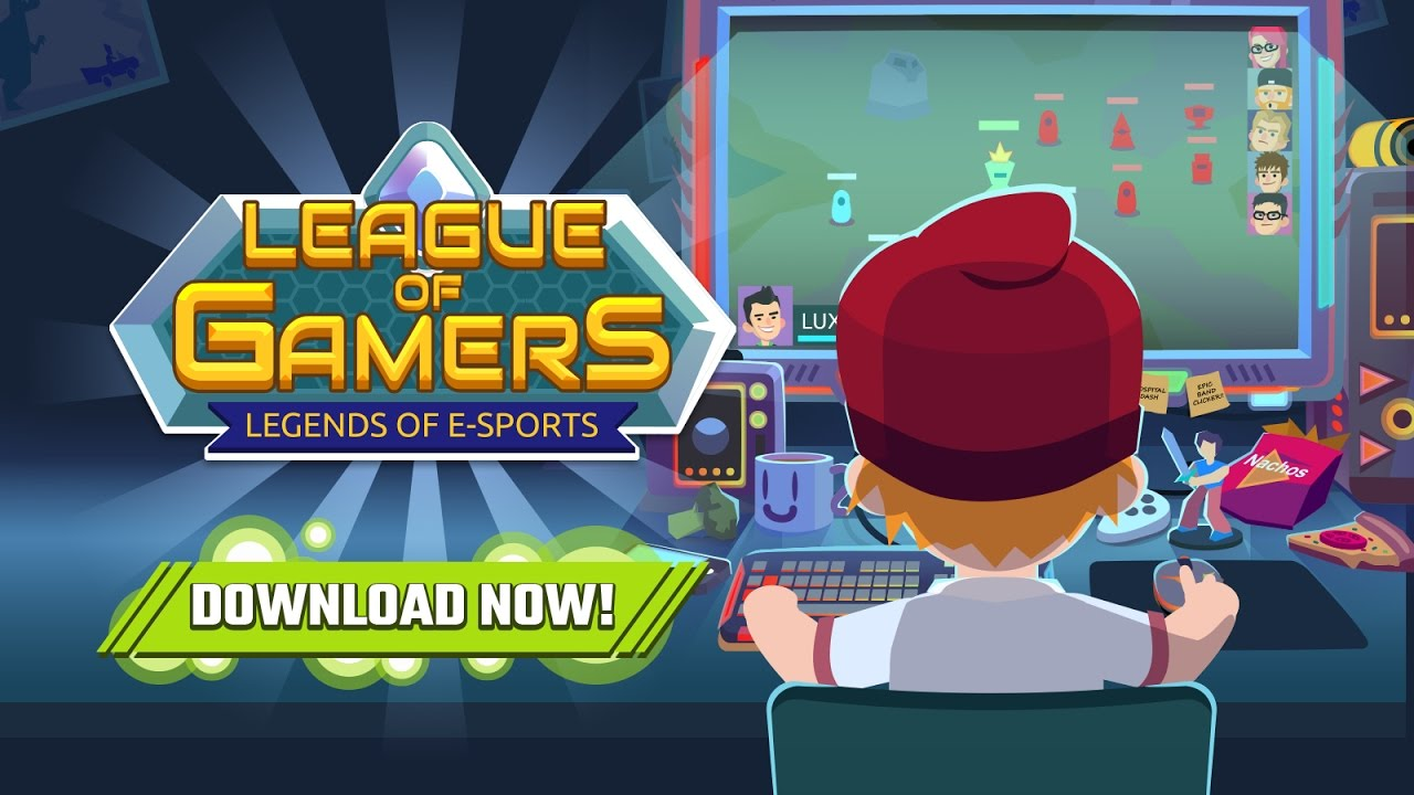 Играй League of Gamers На ПК 2