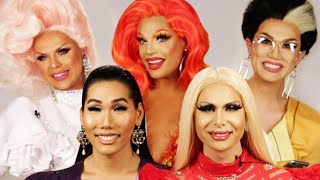 """The Queens Of """"RuPaul's Drag Race All Stars 4"""" Take A BuzzFeed Quiz"""