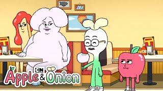 Meet the Neighbors   Apple & Onion   Cartoon Network