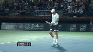 Djokovic And Federer To Clash At Dubai Duty Free Tennis Championships