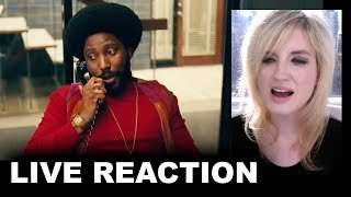 Black Klansman Trailer REACTION
