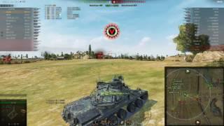 AMX 30 B - 39% Рак Целит в Танковые Асы Топ 100