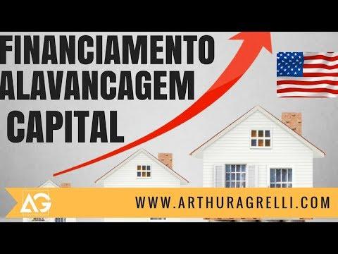 Financiamento de Imóveis nos EUA: Alavancar Capital