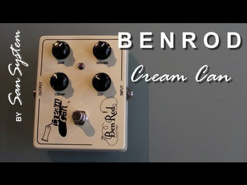 "► BENROD Cream Can (Overdrive) ""HD"" ♫ ♪"
