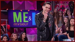 G-EAZY ANSWERS DEEP QUESTIONS OF LOVE on TOP FIVE LIVE
