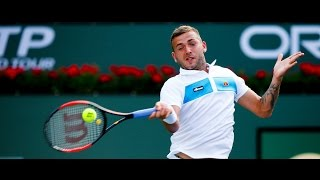 Dan Evans 1R Hot Shot