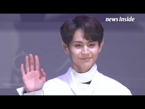 "[SSTV] '팬바보' 양요섭(Yangyoseob) ""105장 포토카드, 귀엽게 봐줘서 고마워"""