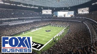 Raider Nation: Take a look at the new Allegiant Stadium in Las Vegas