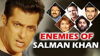 Salman Khan's 5 Biggest Enemies In Bollywood | Bollywood Aajkal