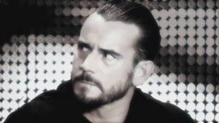 CM Punk Alt. Theme of Cult Of Personality [HD]