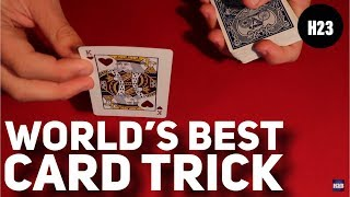 Probably the Best Card Trick Ever Revealed!