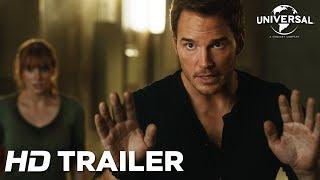 Jurassic World: Fallen Kingdom Global Trailer 2 (Universal Pictures) HD