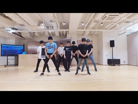 EXO 엑소 '전야 (前夜) (The Eve)' Dance Practice ver.