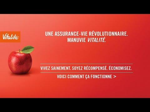 Vidéo : Voici Manuvie Vitalité
