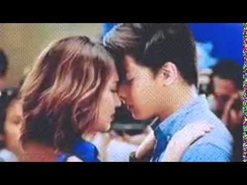 kathryn bernardo and daniel padilla kissing in lips shes dating the gangster