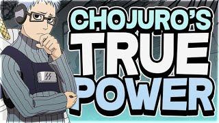 How Powerful Is Choujuro In Boruto Naruto Next Generations?
