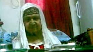 شريط رقم 4 مرض الخال وإبن اخته السيدة أم الخير مشري     -