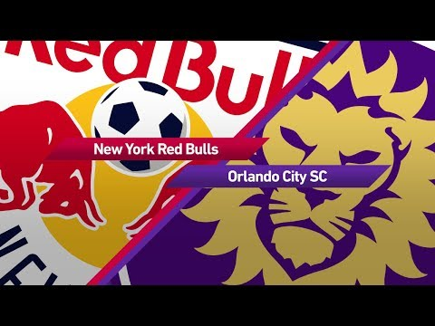 NY Red Bulls vs Orlando City