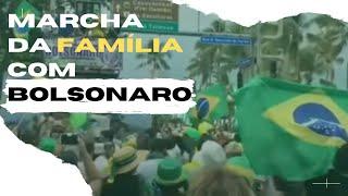 Música em ato pró-Bolsonaro no Recife causa polêmica