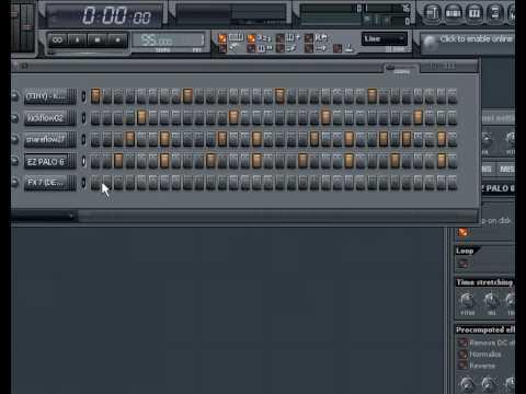 Tutorial como hacer un dembow en el FL Studio (FLP y samples incluidos para descargar)