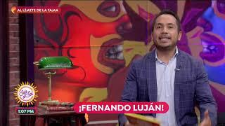 Al límite de la fama del primer actor Fernando Luján | Sale el Sol