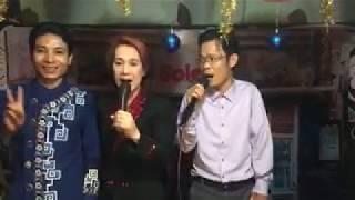 Tống Thuận và Ca sỹ Ngô Quốc Linh
