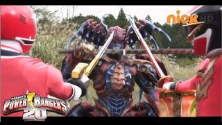 Power Rangers: Vrak is Back/Samurai Surprise fan made