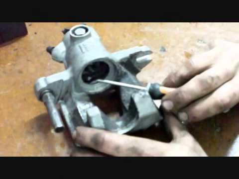 Reparar Pinza De Freno Youtube