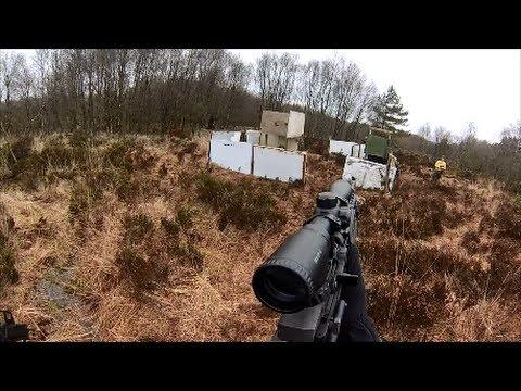 hqdefault jpgAirsoft Sniper Team