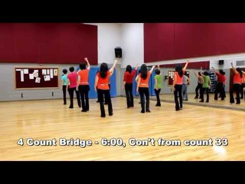 The Other Side (Wow Hawaii) - Line Dance (Dance & Teach in English & 中文)