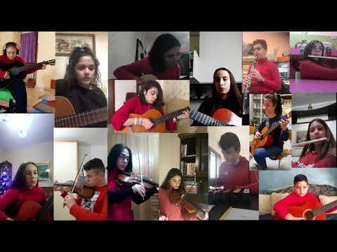 Natale solidale 2020 - Scuola Media Zungri