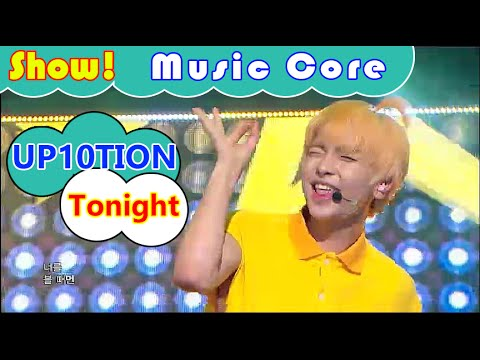 [HOT] UP10TION - Tonight, 업텐션 - 오늘이 딱이야 Show Music core 20160820