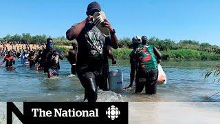 U.S. deports thousands of Haitian migrants at Texas border