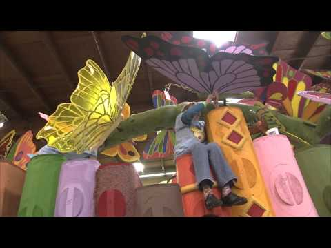 2015 Donate Life Rose Parade Float