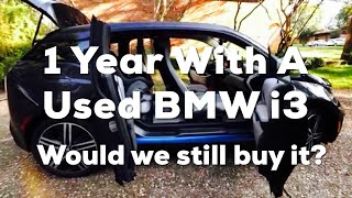 Used BMW i3 1 Year Later