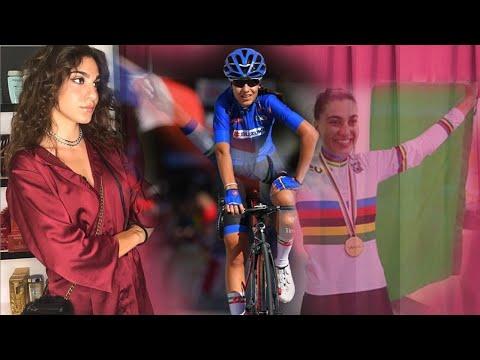 Cicliste in streaming: Camilla Velia Alessio