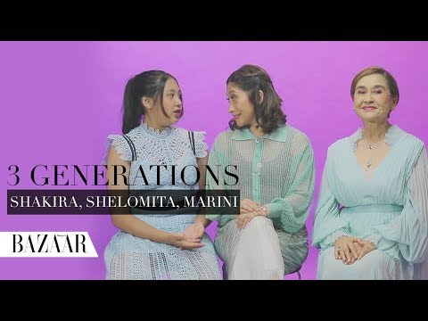 Tiga Generasi Membahas Area Kewanitaan: Marini, Shelomita, dan Shakira
