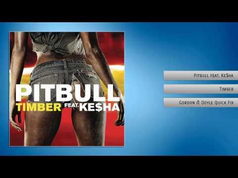 Baixar Pitbull feat. Ke$ha - Timber (Gordon & Doyle Quick Fix)