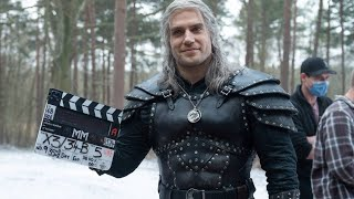 The Witcher Season 2 Wrap