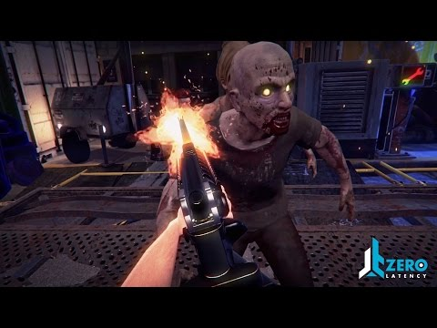 Zero Latency VR - Survival Trailer