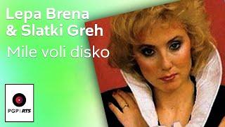 Lepa Brena - Mile voli disko - (Audio 1995) HD