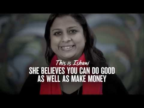 Ishani Chattopadhyay believes start ups can create positive impact whilst making money