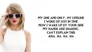 Taylor Swift Dress LYRICS By Yaniza