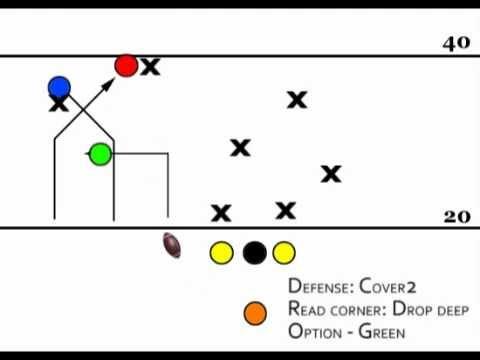 8 on 8 flag football plays