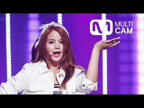 [Fancam] Sorn of CLC(씨엘씨 손) Pepe @M COUNTDOWN Rehearsal_150402
