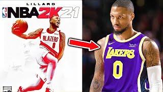The NBA 2K Curse...